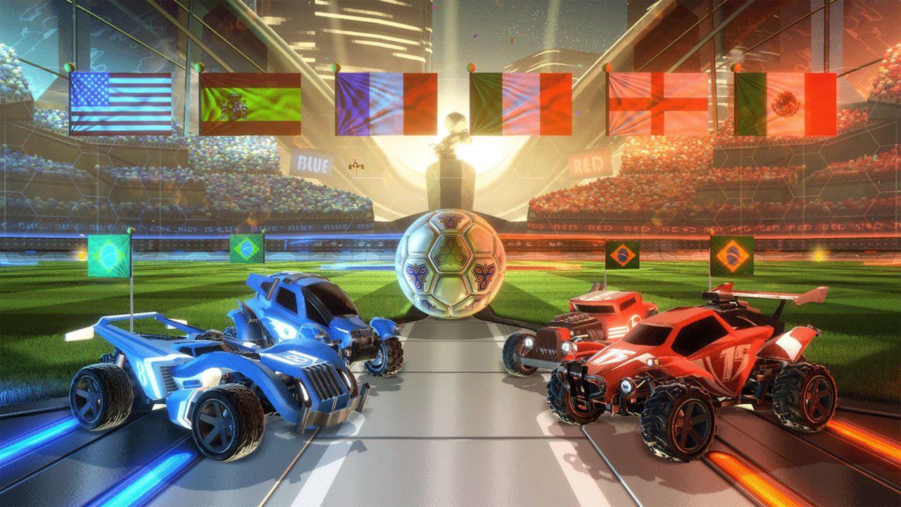 Rocket League: la seconda stagione partirà a febbraio