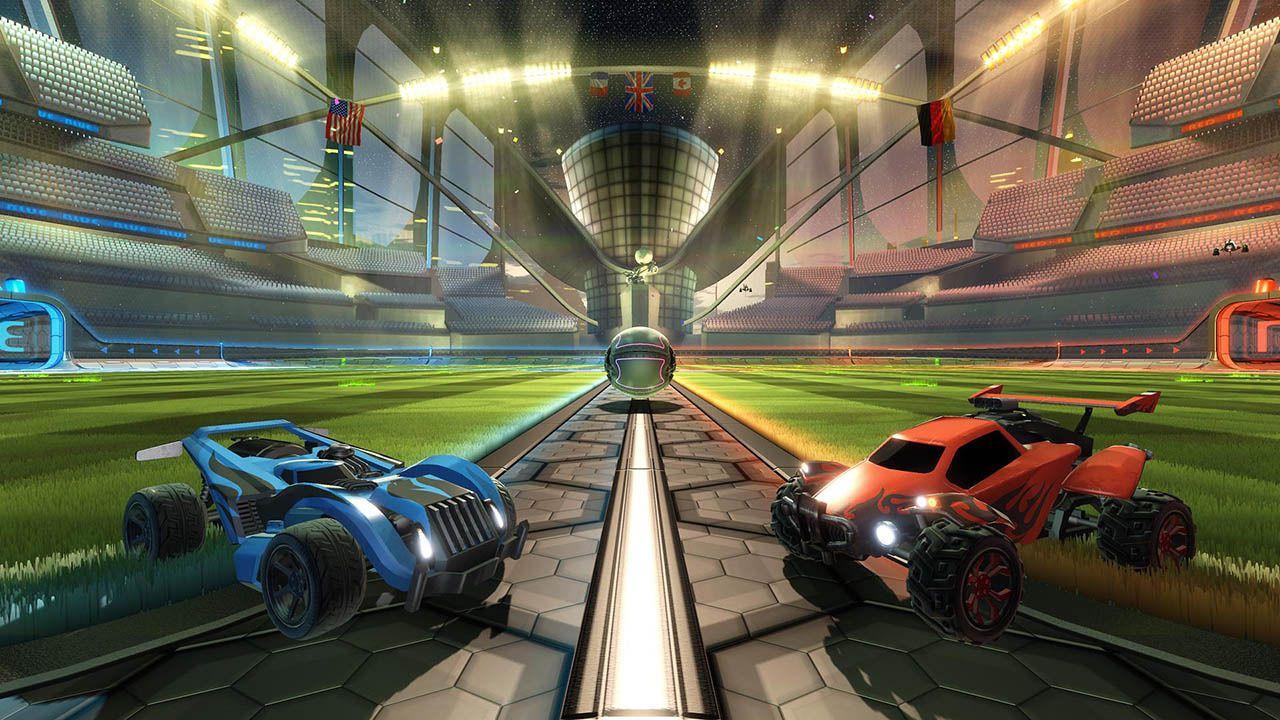 Rocket League si aggiorna con la patch 1.05