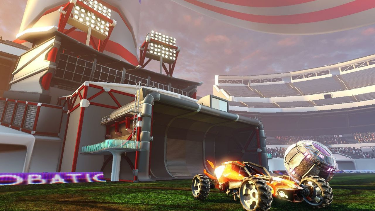 Rocket League sta per aggiornarsi su PS4