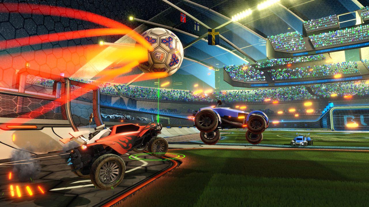 Rocket League è stato giocato da oltre tre milioni di persone