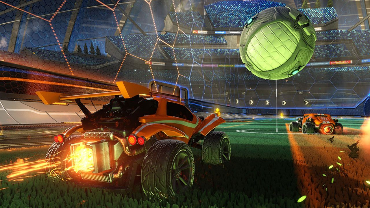Rocket League ha venduto un milione di copie su Steam