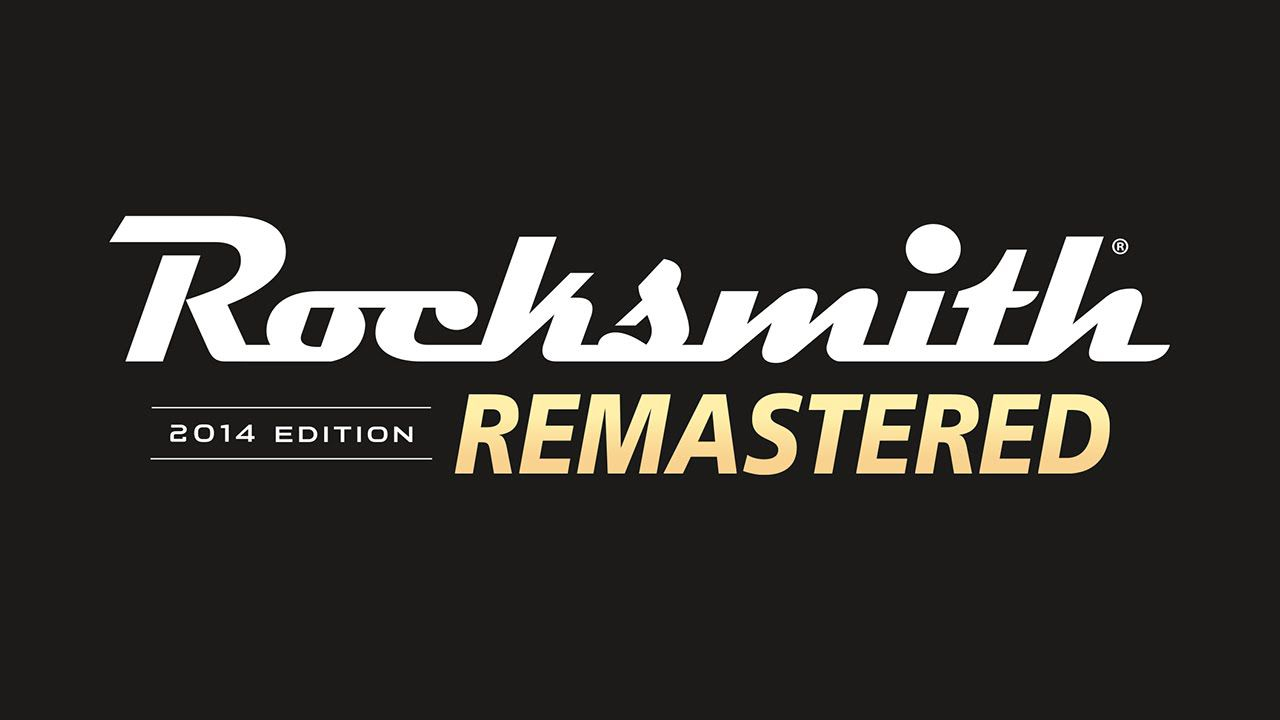 Rocksmith 2014 Edition - Remastered è ora disponibile per il download