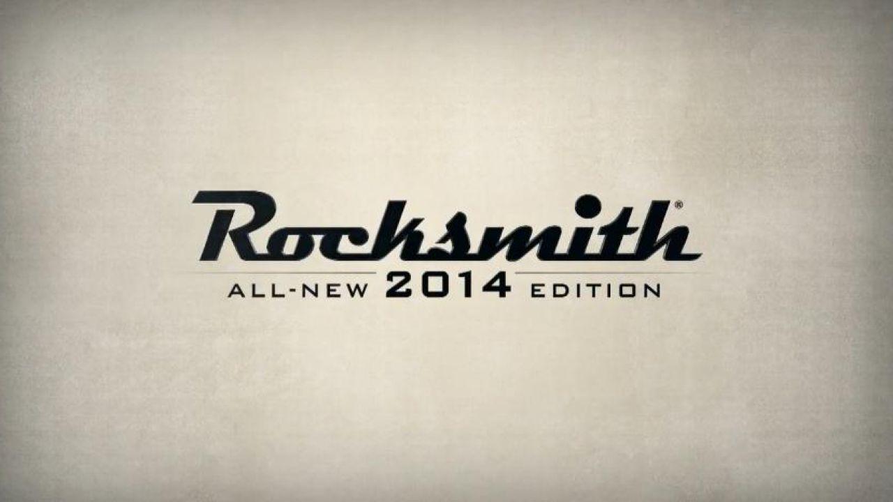 Rocksmith 2014 si aggiorna con tre nuovi brani