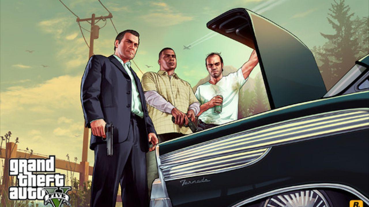 Rockstar: GTA 5 per noi è come un gioco next gen