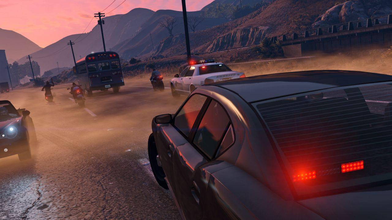 Rockstar pubblica una nuova patch per la versione PC di GTA V