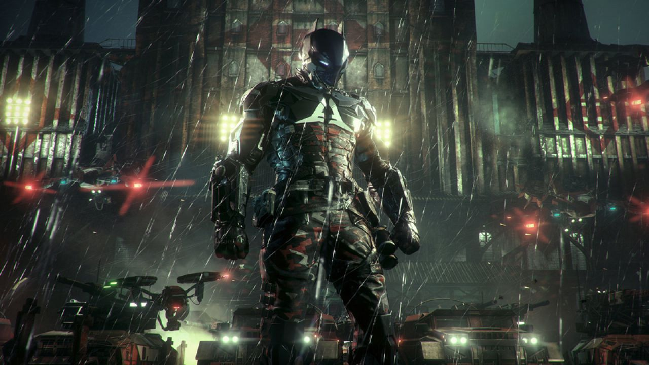 Rocksteady rivela il motivo per cui Batman Arkham Knight non è un gioco cross-gen