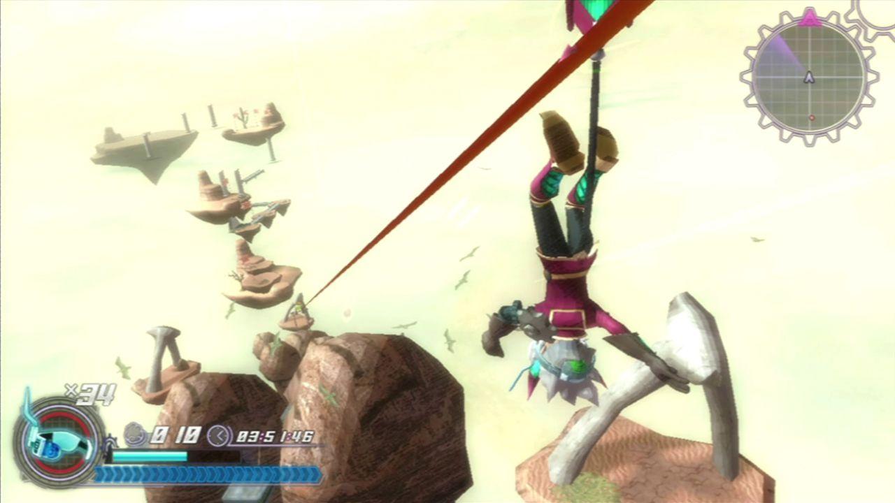 Rodea The Sky Soldier, nuove informazioni sul gioco