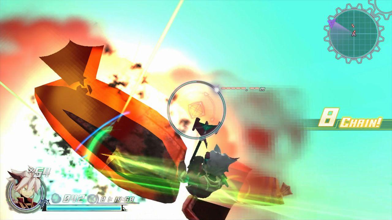 Rodea the Sky Soldier: la versione Wii sarà inclusa in un disco separato