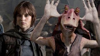 Rogue Binks: il trailer dell'immaginario spin-off di Star Wars su Jar Jar Binks