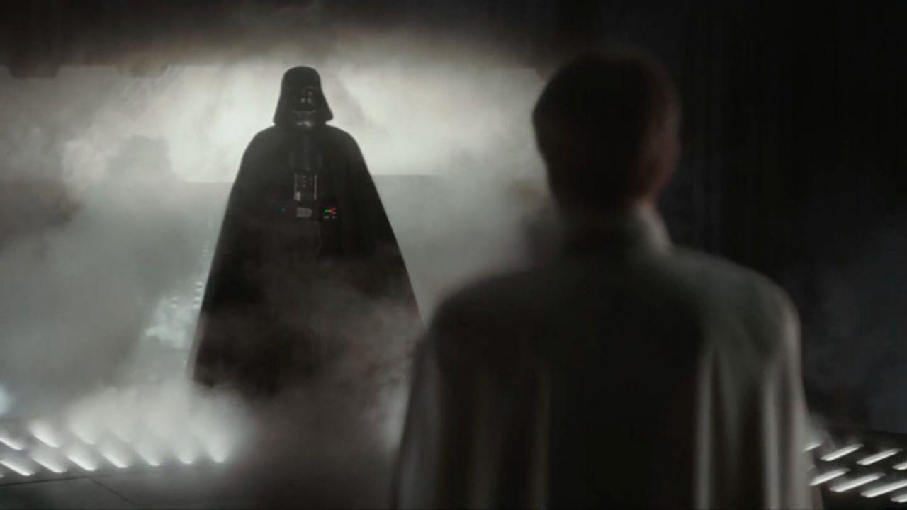Rogue One, un inedito Darth Vader nella nuova concept art dello spin-off di Star Wars