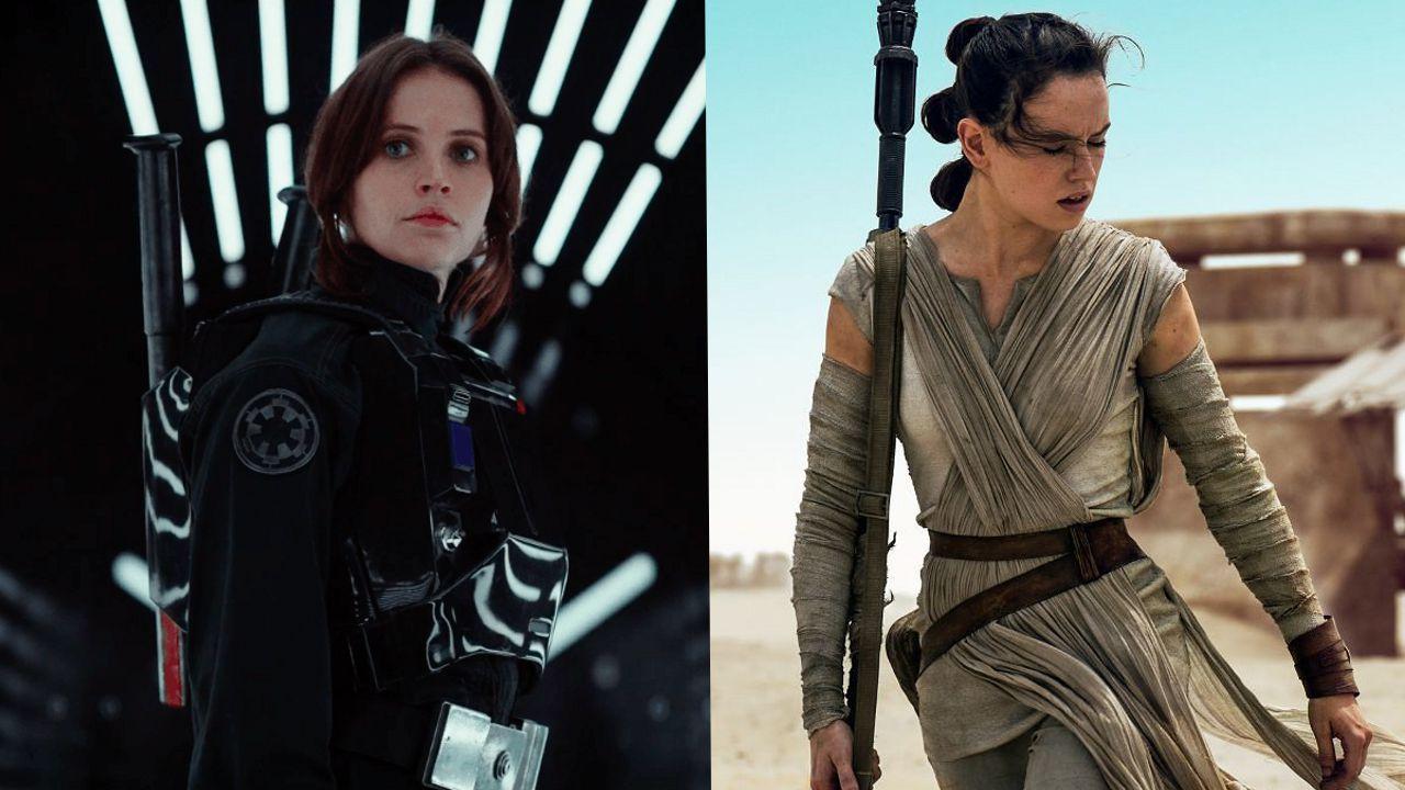 Rogue One, Jyn era troppo simile a Rey nelle prime idee dello spin-off di Star Wars