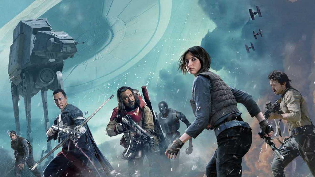 Rogue One, svelato l'insospettabile titolo originale del prequel di Star Wars