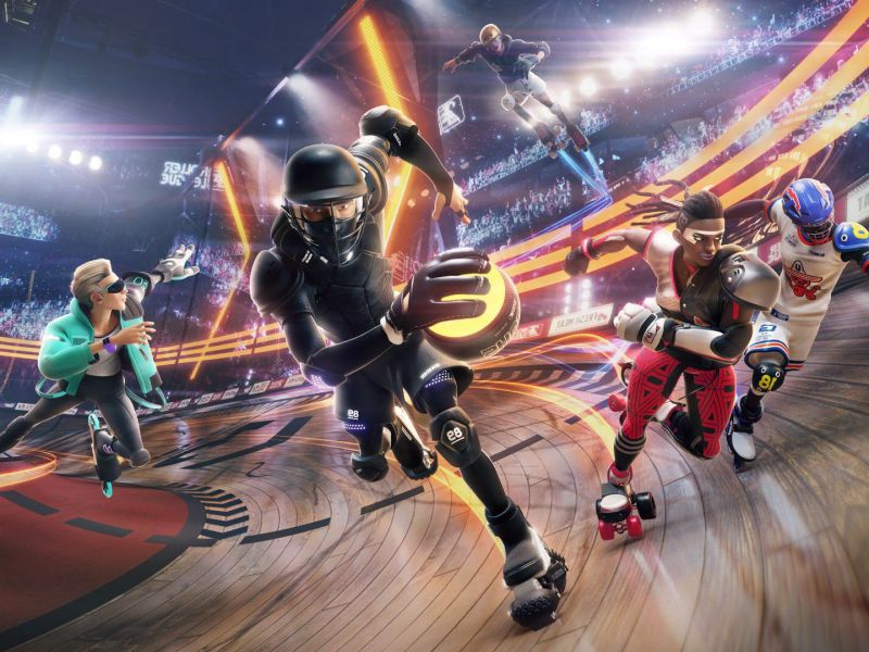Roller Champions: Closed Beta codes as a gift only for the fastest