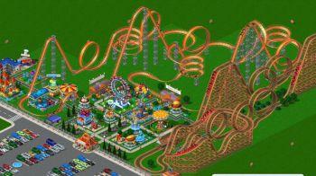 RollerCoaster Tycoon 4 Mobile è disponibile su App Store
