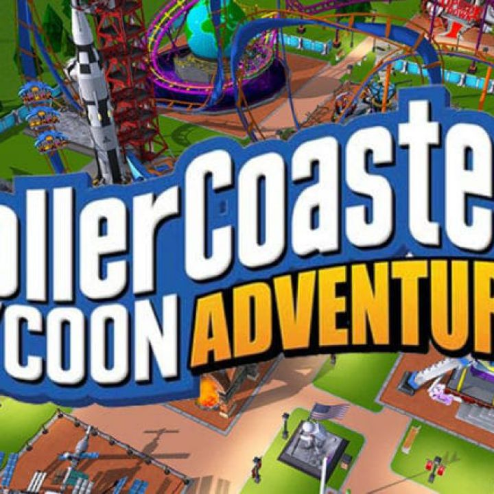 RollerCoaster Tycoon Adventures sarà distribuito da Atari e Bigben