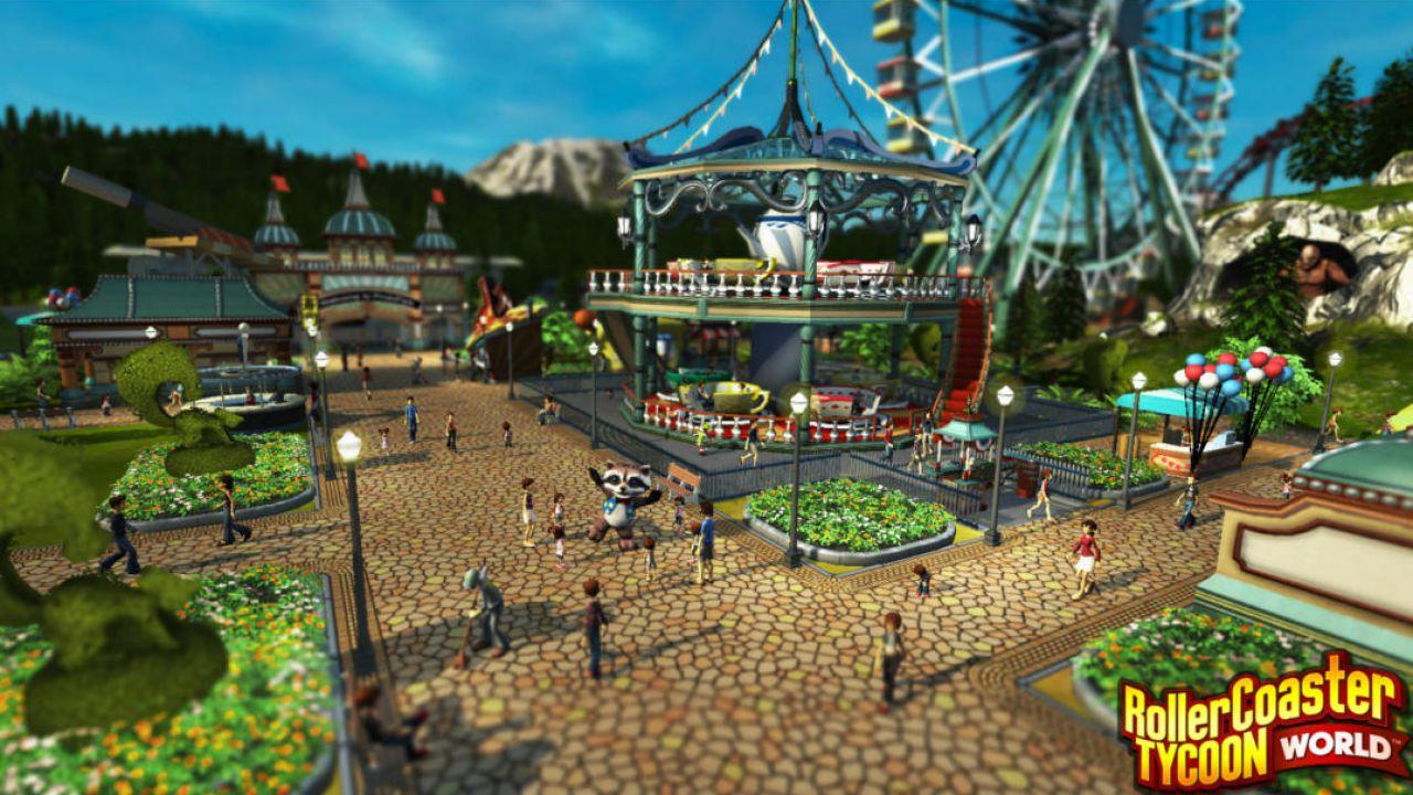 RollerCoaster Tycoon World cambia ancora casa di sviluppo