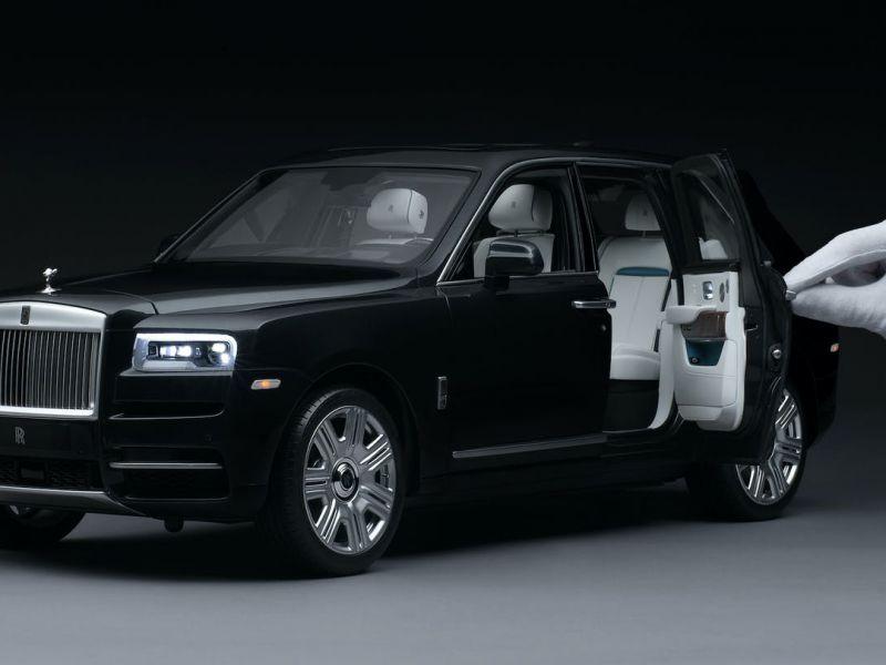 Rolls-Royce Cullinan: questa replica in scala 1:8 costa più della tua vera auto