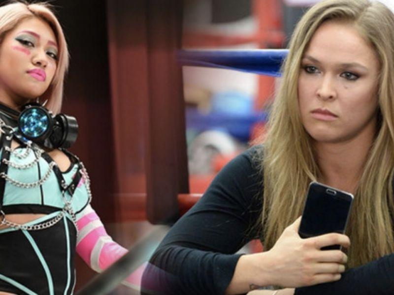 Ronda Rousey, il toccante tributo ad Hana Kimura: 'Il cyberbullismo è una reale minaccia'