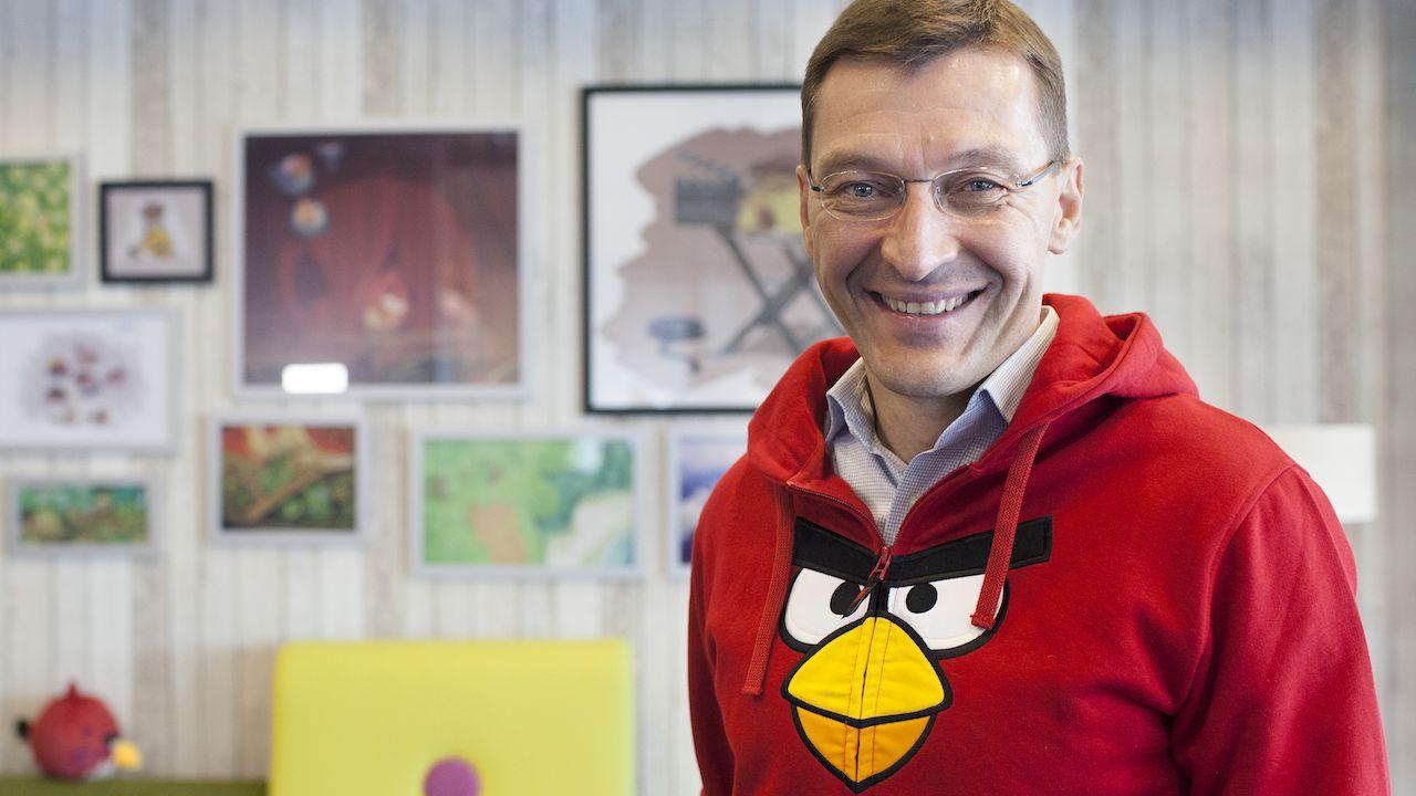 Rovio: il CEO della società annuncia le dimissioni