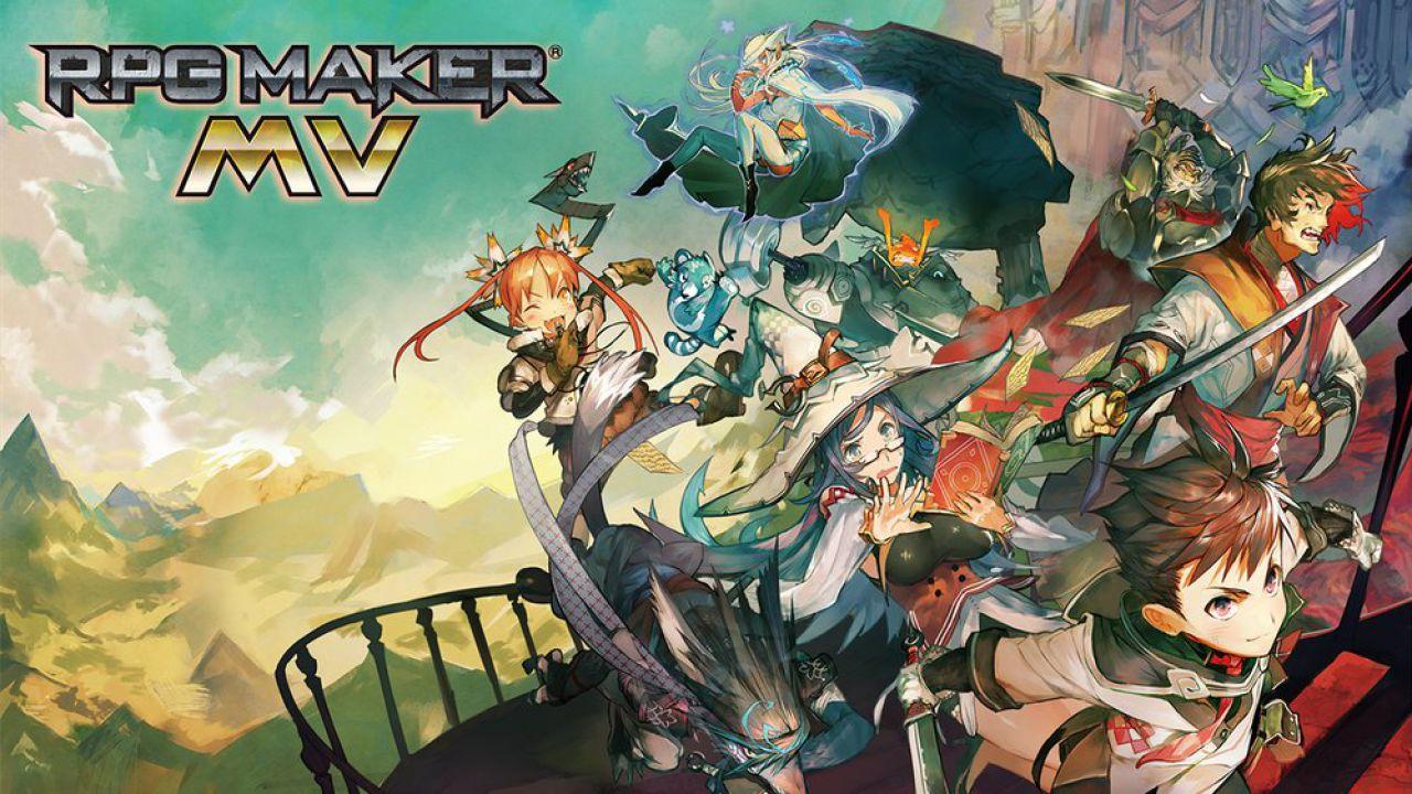 RPG Maker MV debutterà in Europa il 23 ottobre
