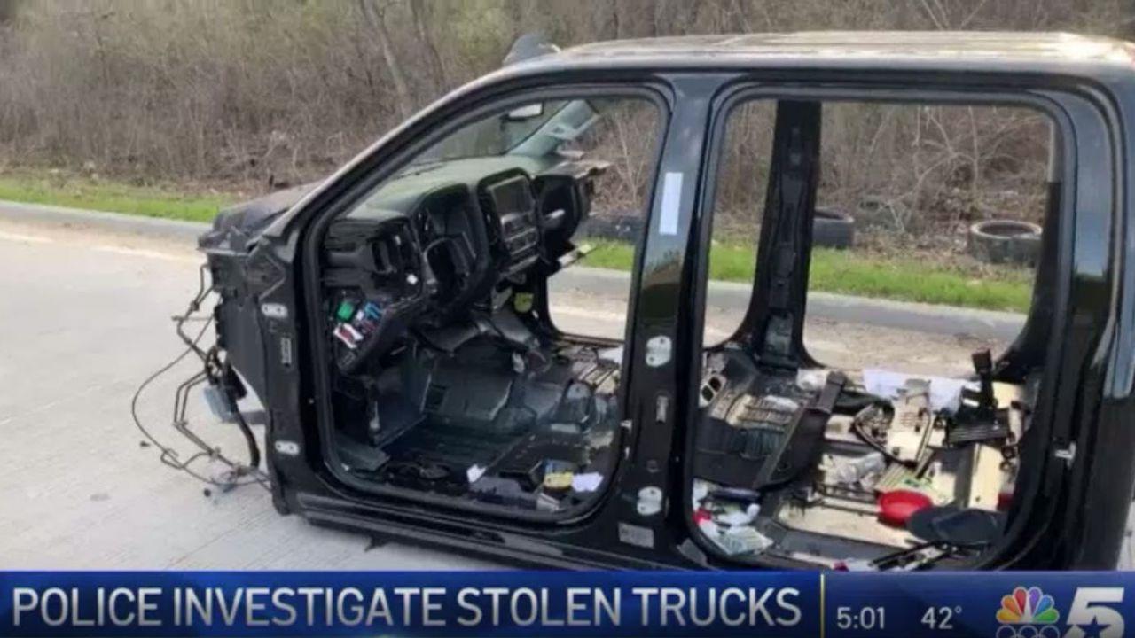 Rubano un Chevy Silverado e lo abbandonano in condizioni da non credere: il video