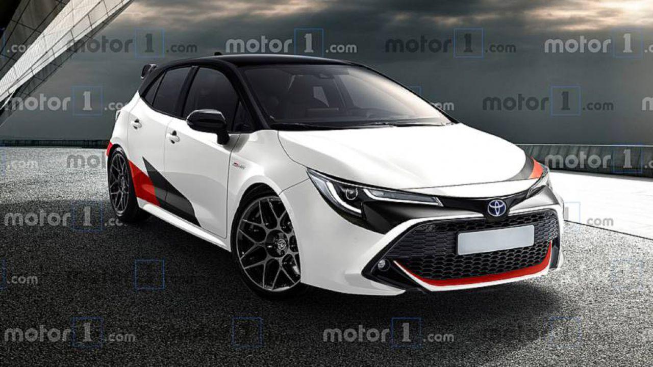 Rumor: la nuova Toyota Corolla GR in arrivo nel 2023