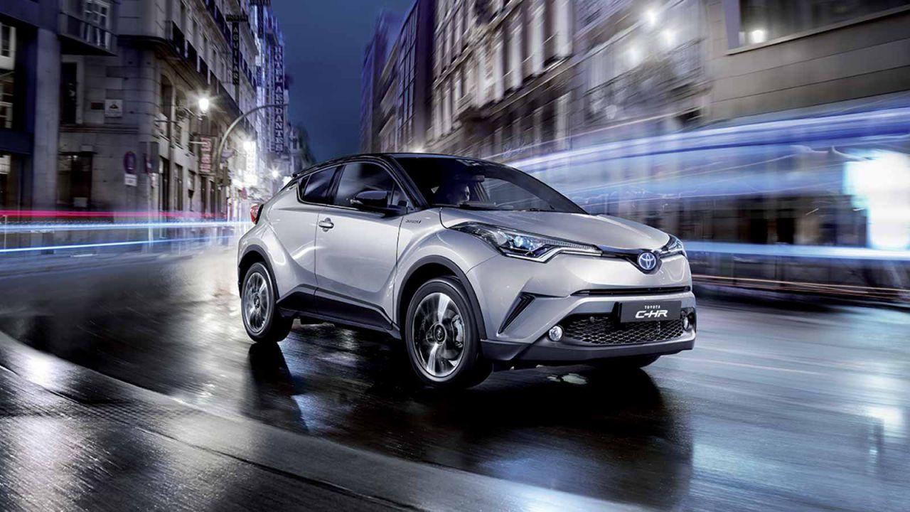 Rumor: anche la Toyota C-HR avrà un'aggressiva versione Gazoo Racing