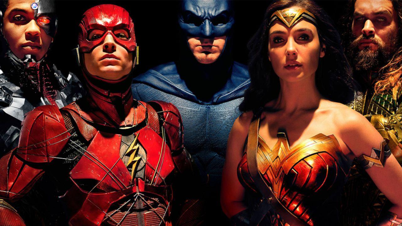 Rumor! Zack Snyder sta lavorando alla sua versione di Justice League?