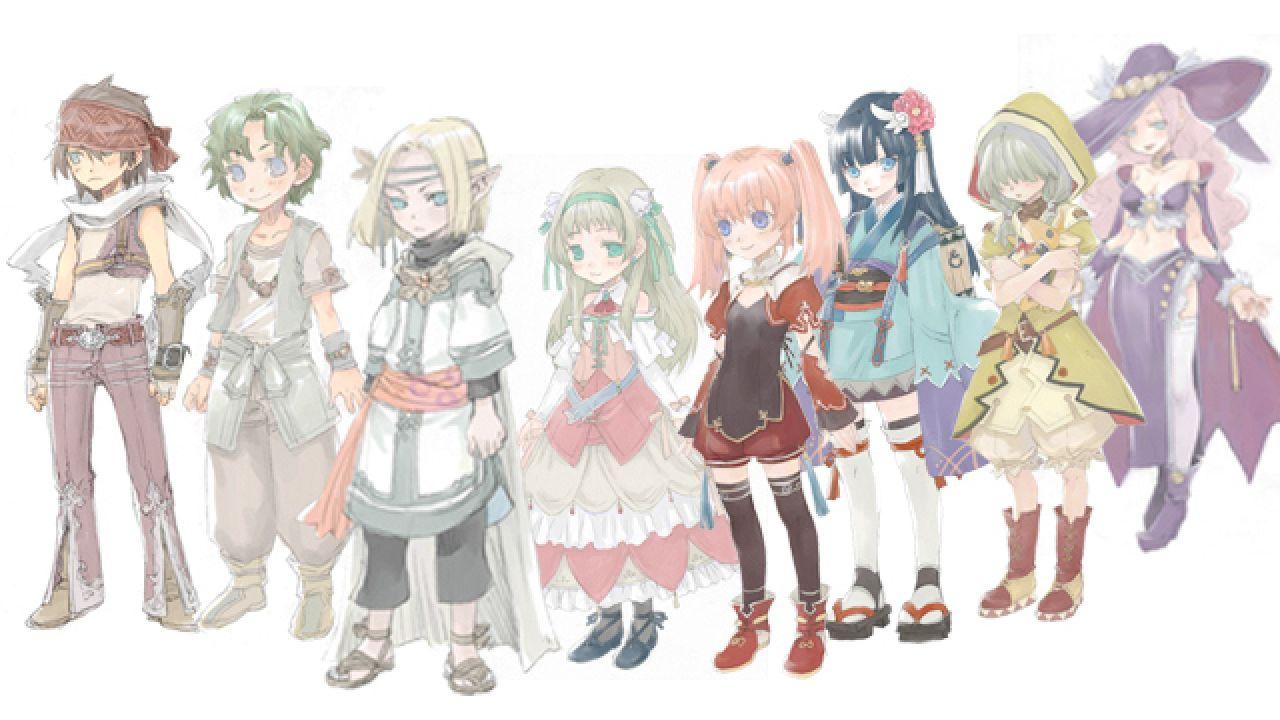 Rune Factory 2, dall' 8 Ottobre per Nintendo DS