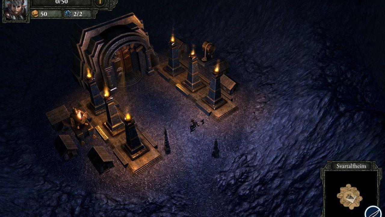 Runemaster: congelato lo sviluppo