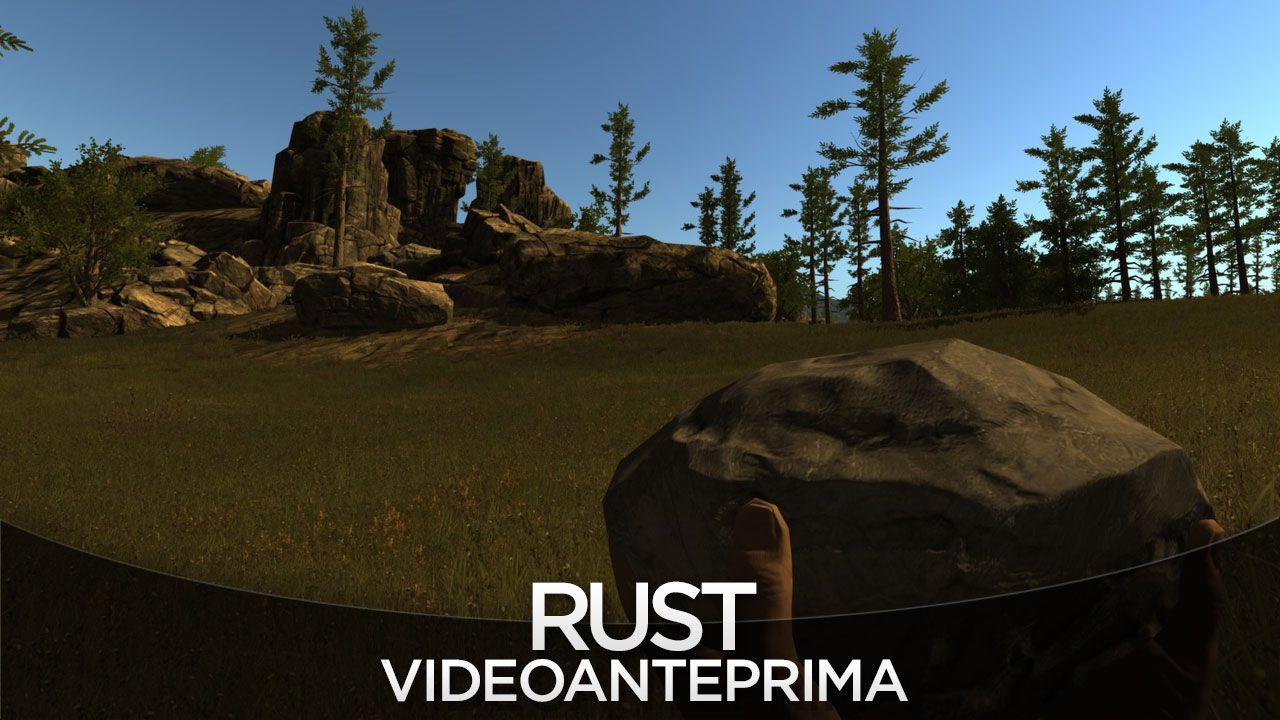 Rust, subito un grande successo su Steam