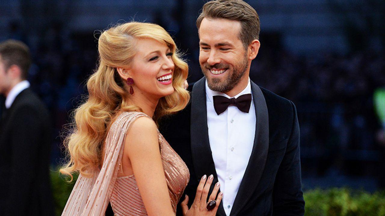 Ryan Reynolds ringrazia la moglie per la sua prima volta: lo spassoso post per le elezioni