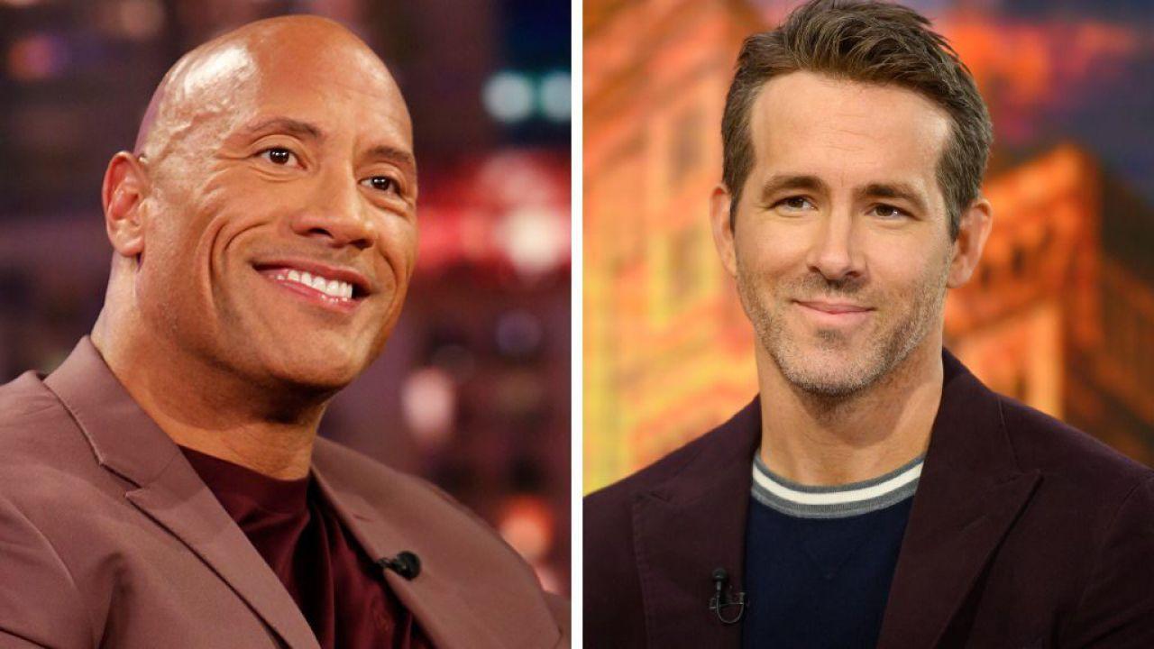 Ryan Reynolds trolla The Rock per il cancello rotto: 'Si apriva dall'altra parte'