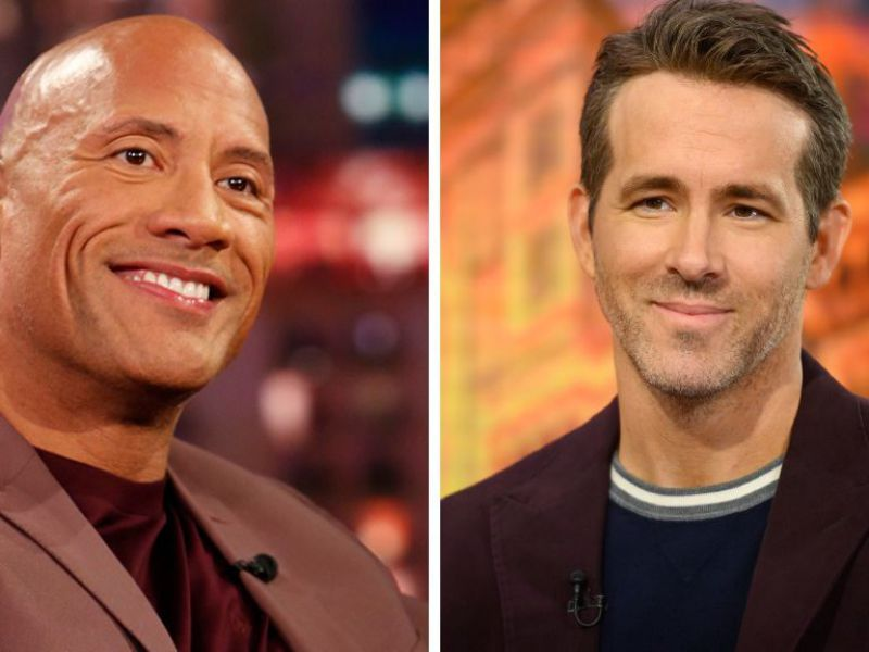 Ryan Reynolds trolla The Rock per il cancello rotto: 'Si apriva dall'altra parte'