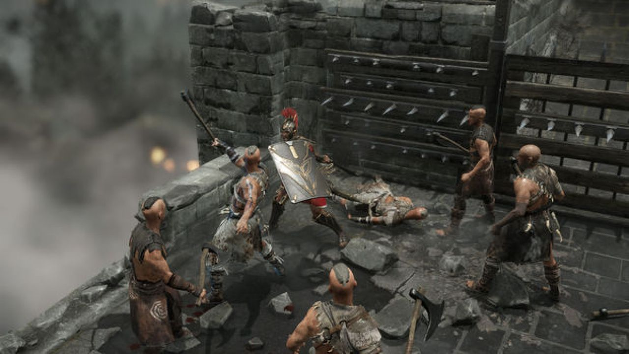 Ryse: Son of Rome - Crytek ci mostra Roma in video