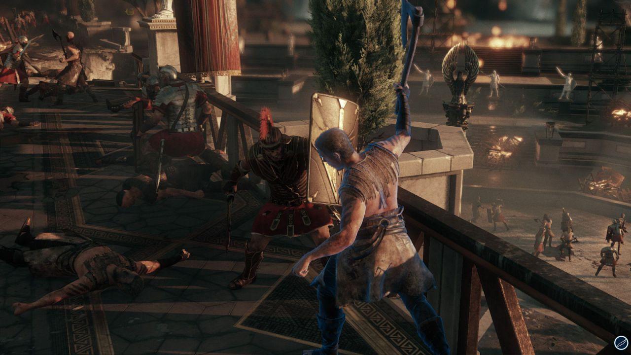 Ryse: Son of Rome, Crytek non è al lavoro sulla versione PlayStation 4