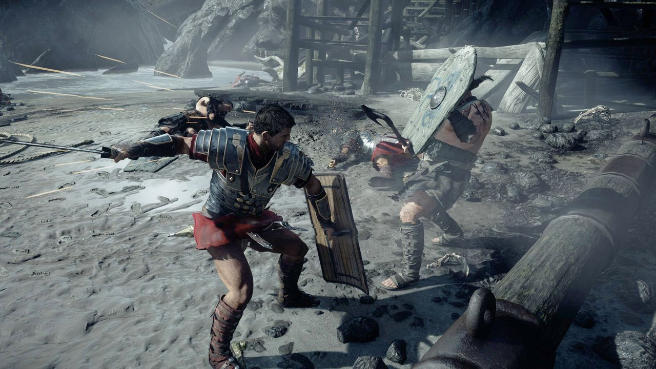 Ryse: Son of Rome - disponibile il DLC 'Morituri Pack'