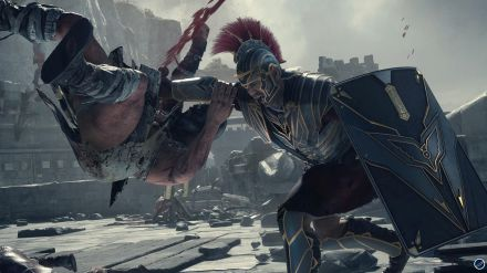 Ryse: Son of Rome, nuova patch per la versione PC