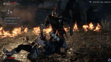 Ryse: Son of Rome per PC, trailer di lancio in 4K