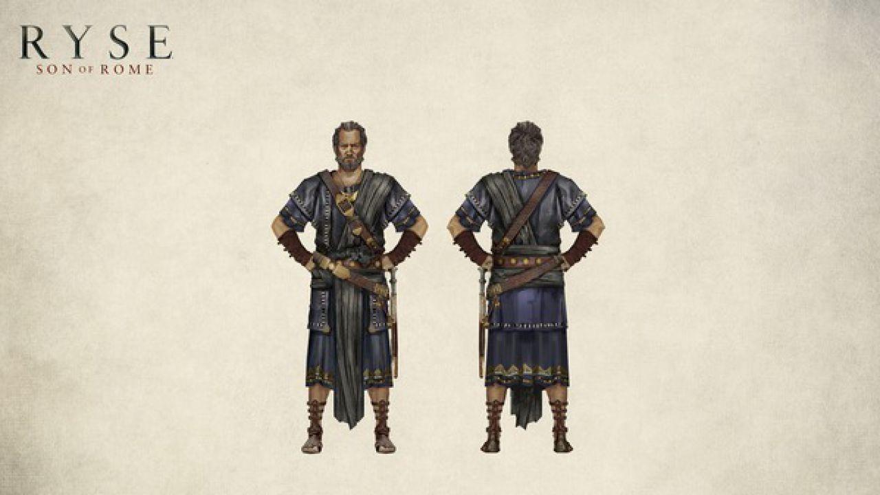 Ryse: Son of Rome - pubblicato un altro artwork