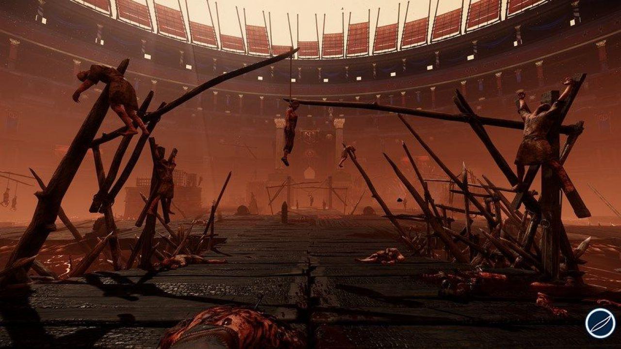 Ryse: Son of Rome - pubblicato il terzo episodio di The Fall
