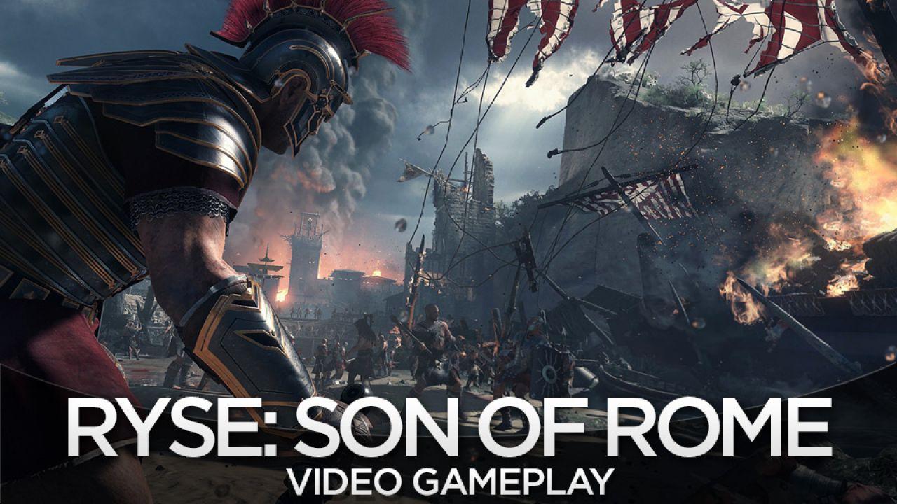 Ryse: Son of Rome - pubblicato il trailer di lancio