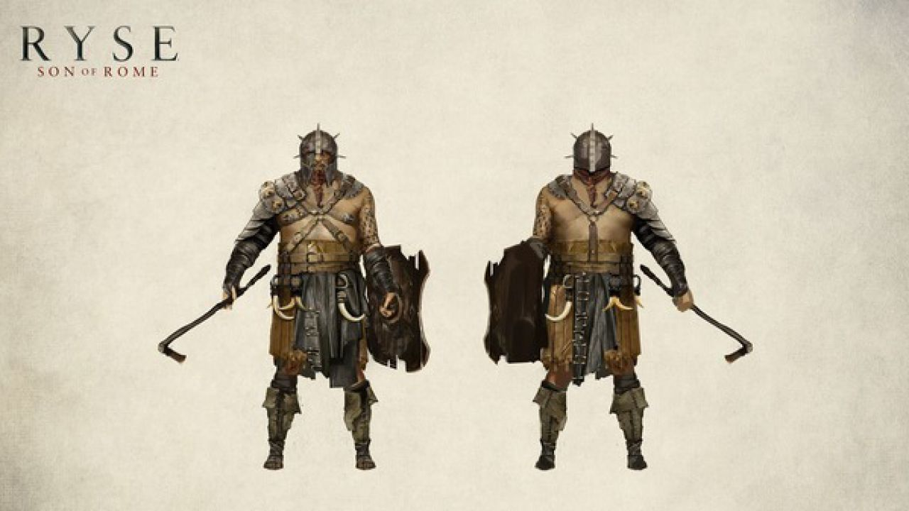 Ryse: Son of Rome, spot TV Path of Vengeance