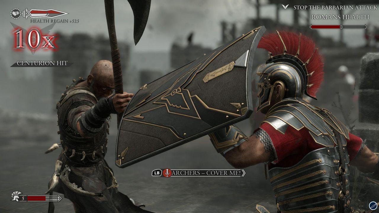 Ryse: Son of Rome, video confronto tra PC e Xbox One