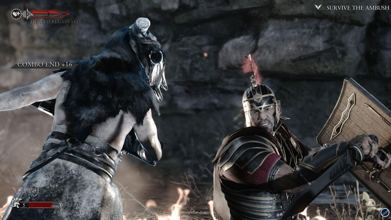 Ryse Son of Rome: video confronto tra le versioni PC e Xbox One