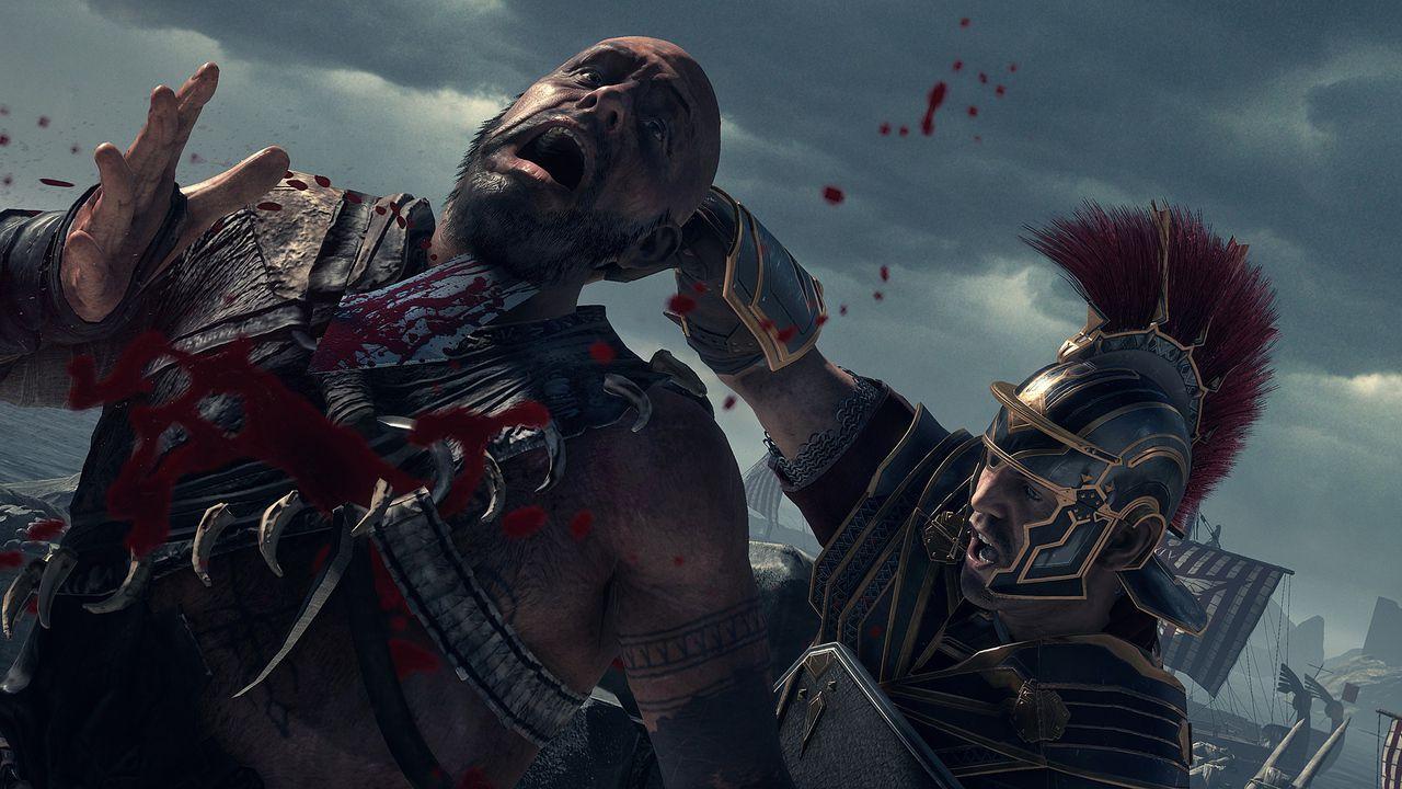 Ryse Son of Rome: video gameplay off-screen della versione PC