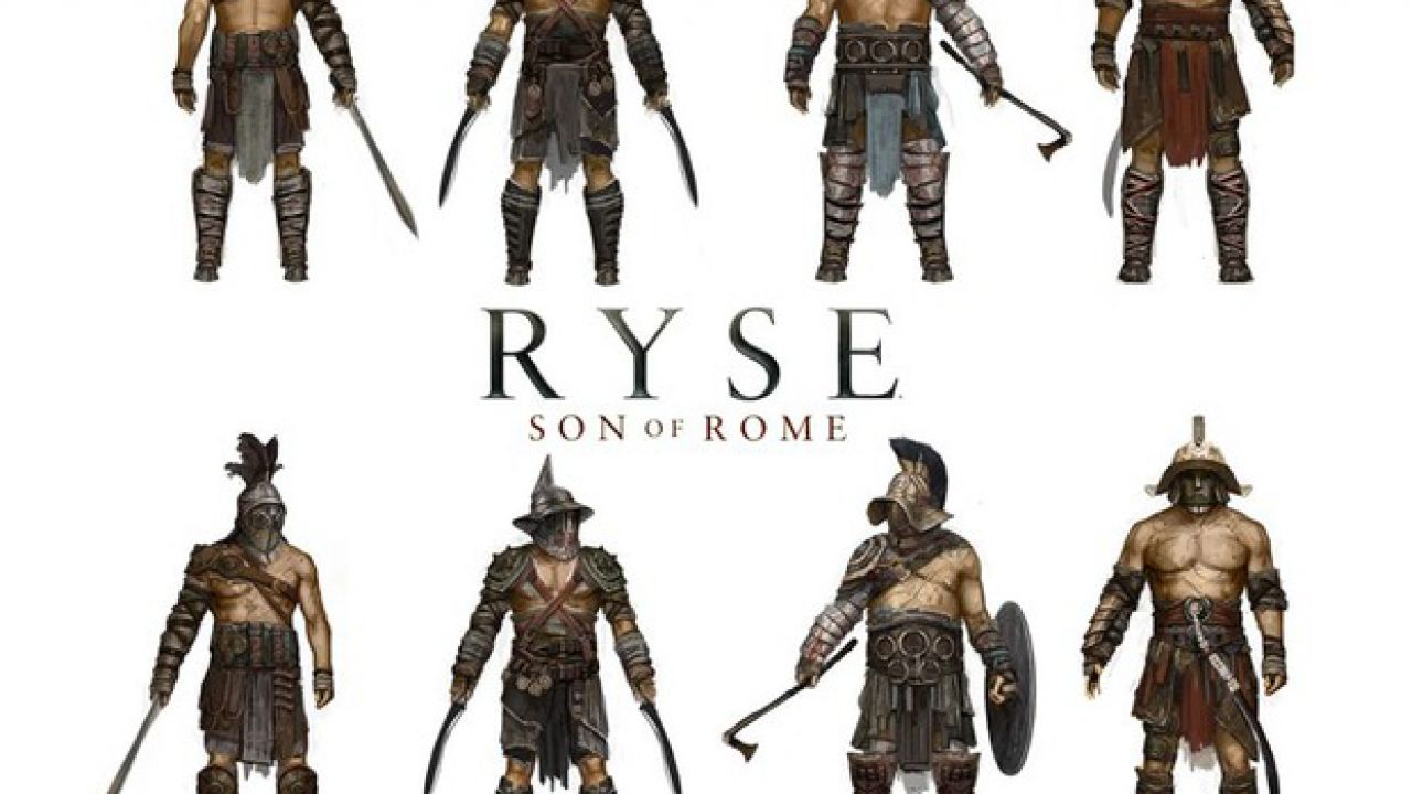 Ryse: Son of Rome - un video di un'ora per la modalità Gladiatore