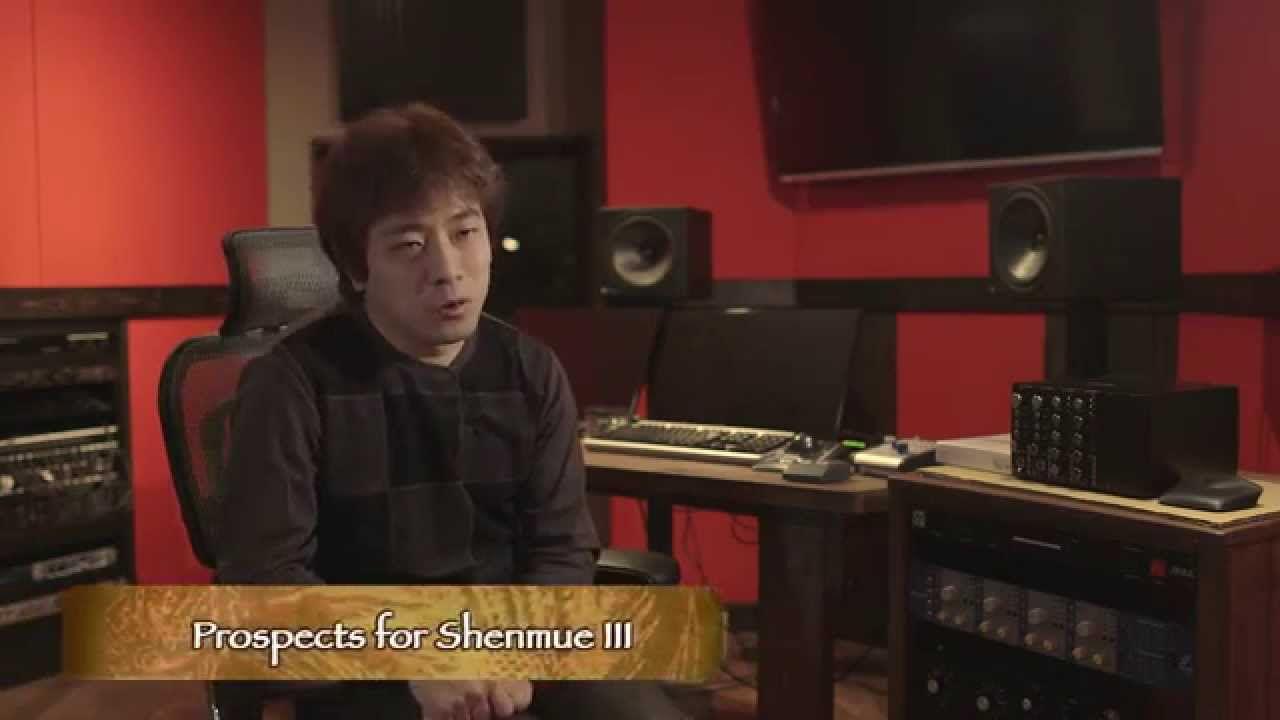 Ryuji Iuchi parla delle melodie che accompagneranno Shenmue 3