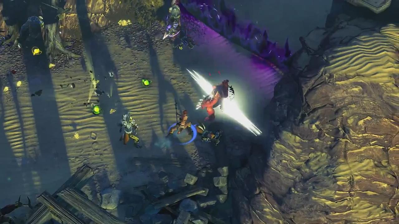 Sacred 3 disponibile da oggi su PC, PlayStation 3 e Xbox 360