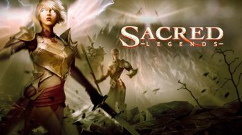 Sacred Legends disponibile da oggi su iOS e Android